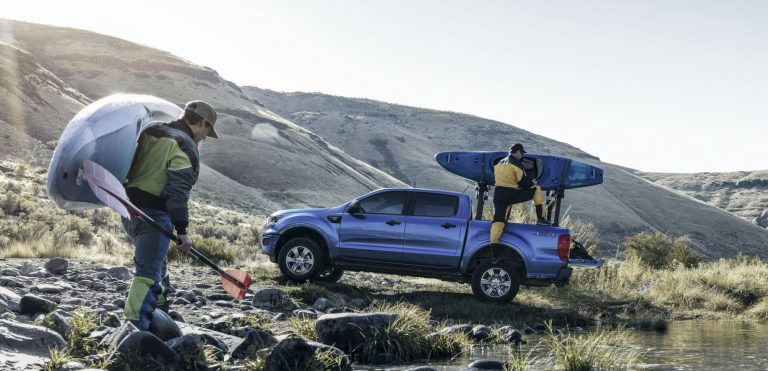 Overview of the 2020 Ford Ranger